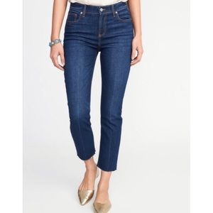 Old Navy Power Jean Ankle Size 4 j8